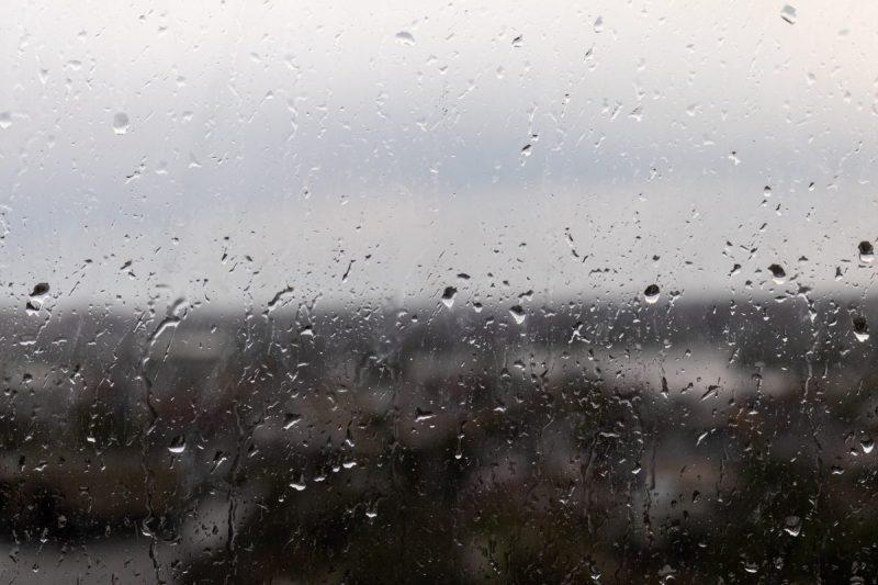 Previsão de chuva em Foz do Iguaçu