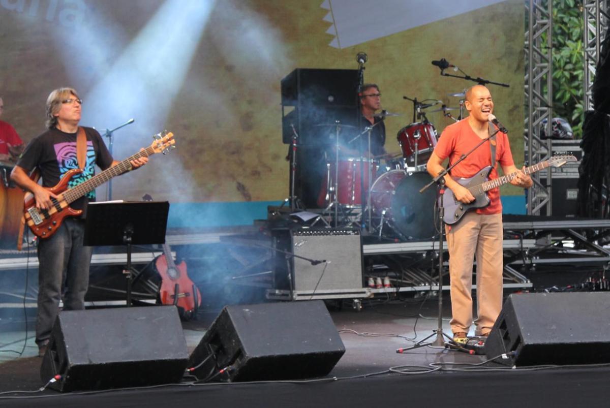 Live solidária para arrecadar dinheiro em prol dos músicos de Foz do Iguaçu