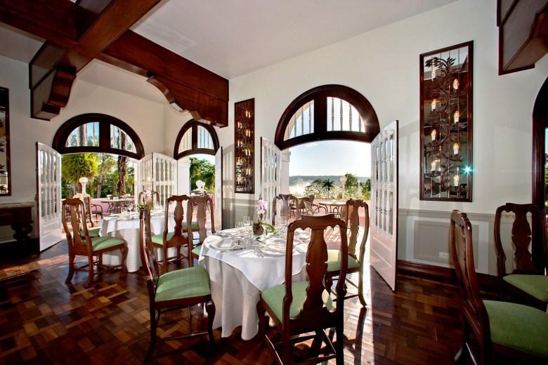 Restaurante Itaipu - Foto: Belmond Imagens