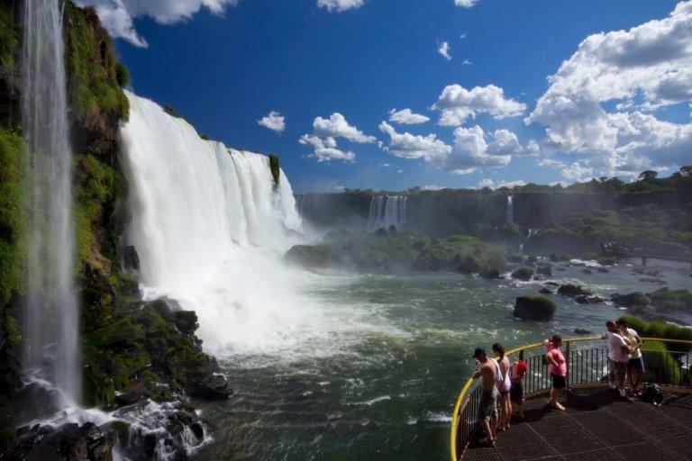 Cataratas do Iguaçu -feriadão