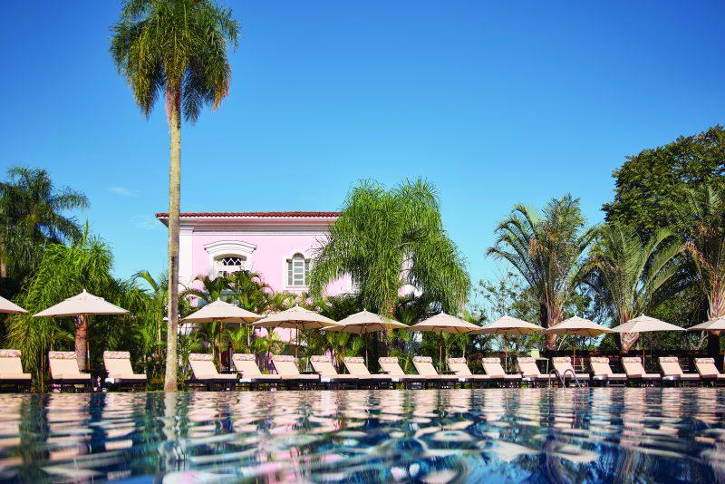 Belmond Hotel das Cataratas piscina