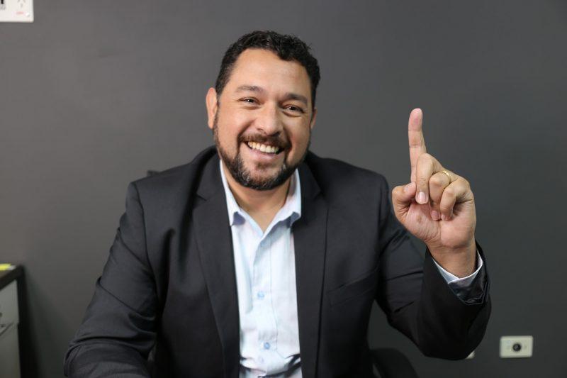 João Morales vereador Foz