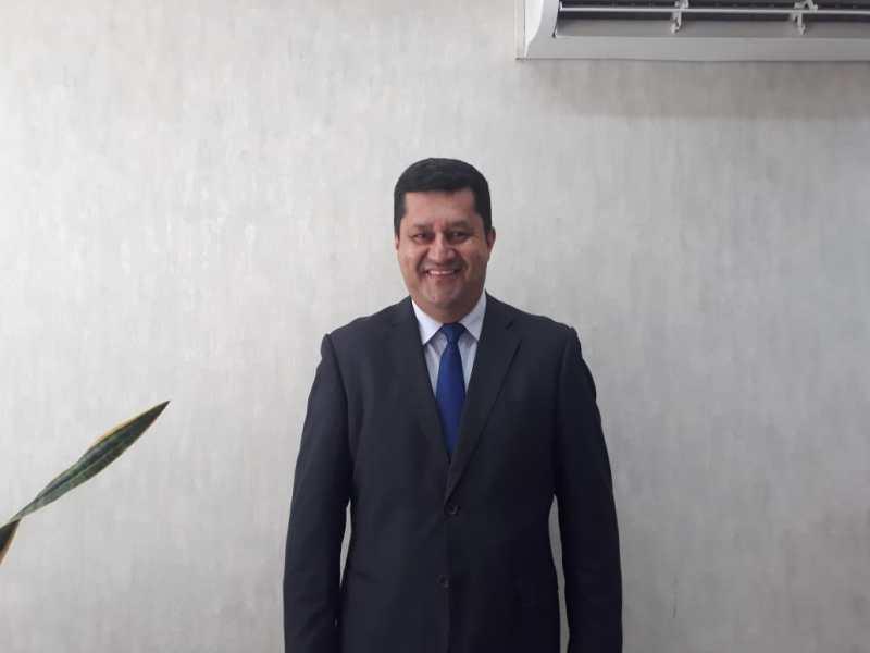 Rogério Quadros vereador de Foz