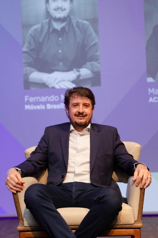 Fernando Moraes presidente Faciap