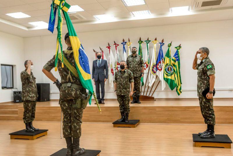 Passagem de Comando Batalhão Foz