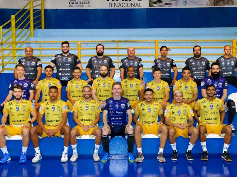 Foz Futsal Cataratas - tima completo
