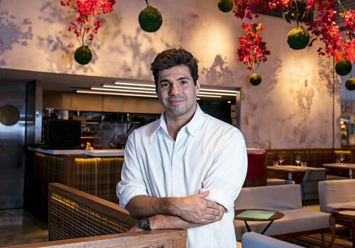Chef Felipe Bronze