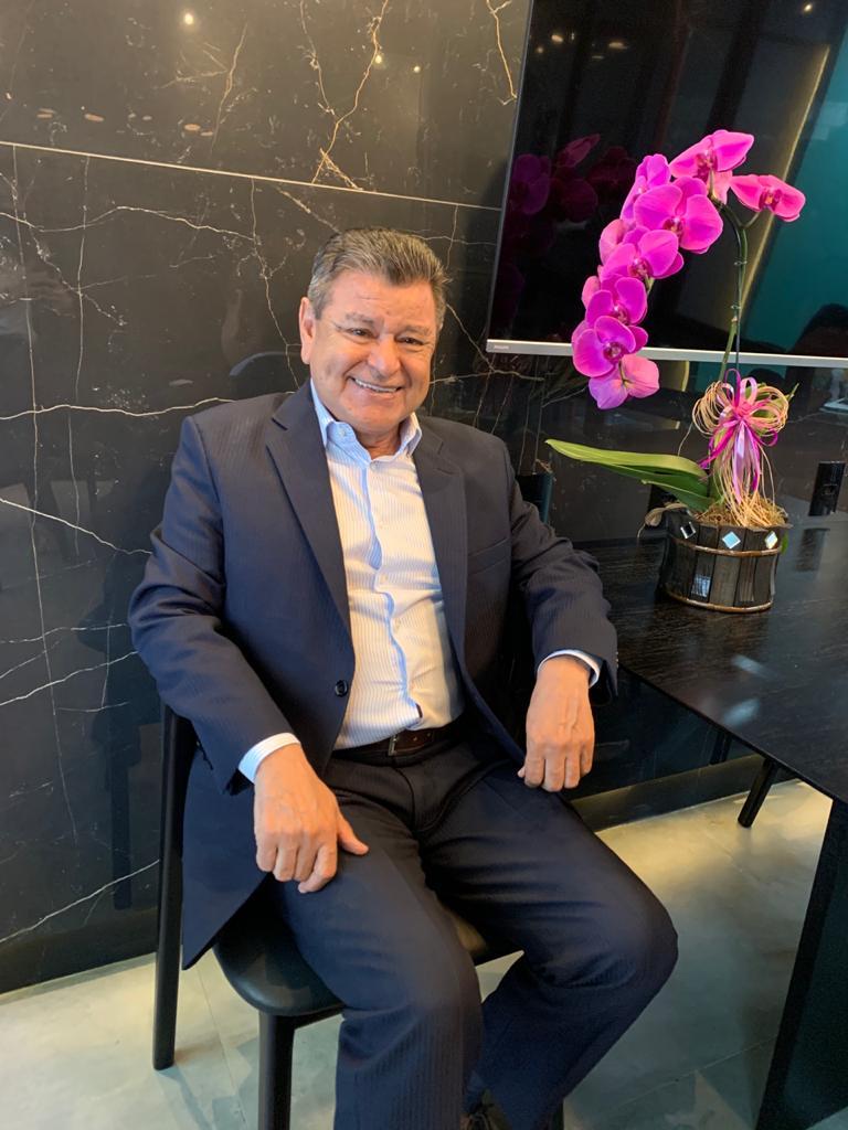 Felipe Gonzalez presidente Visit Iguassu