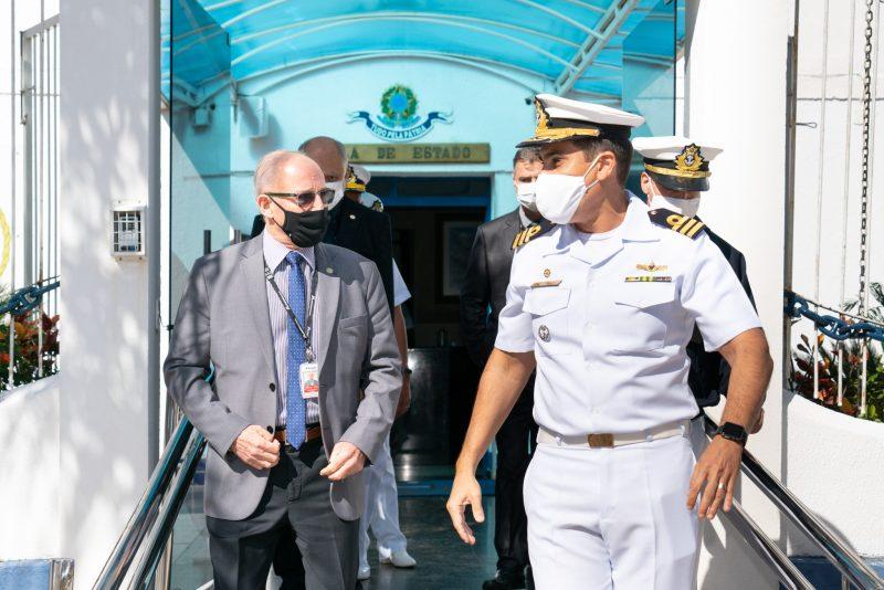 General Ferreira reafirma apoio às forças de segurança da região