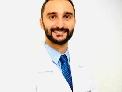 Novo colunista da 100fronteiras Dr. Muhamed Hijazi