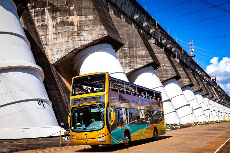 Ônibus Itaipu Binacional
