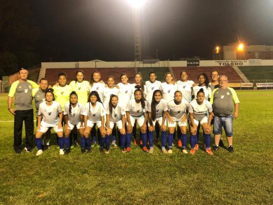 Foz Cataratas Futebol Feminino