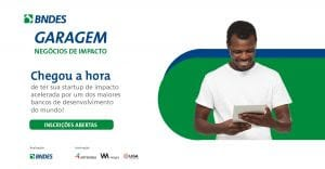 nscrições abertas para startups de impacto socioambiental focadas no setor da Saúde