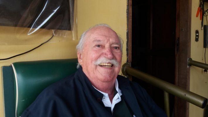 Pioneiro do turismo de Foz do Iguaçu Laurindo Ortega