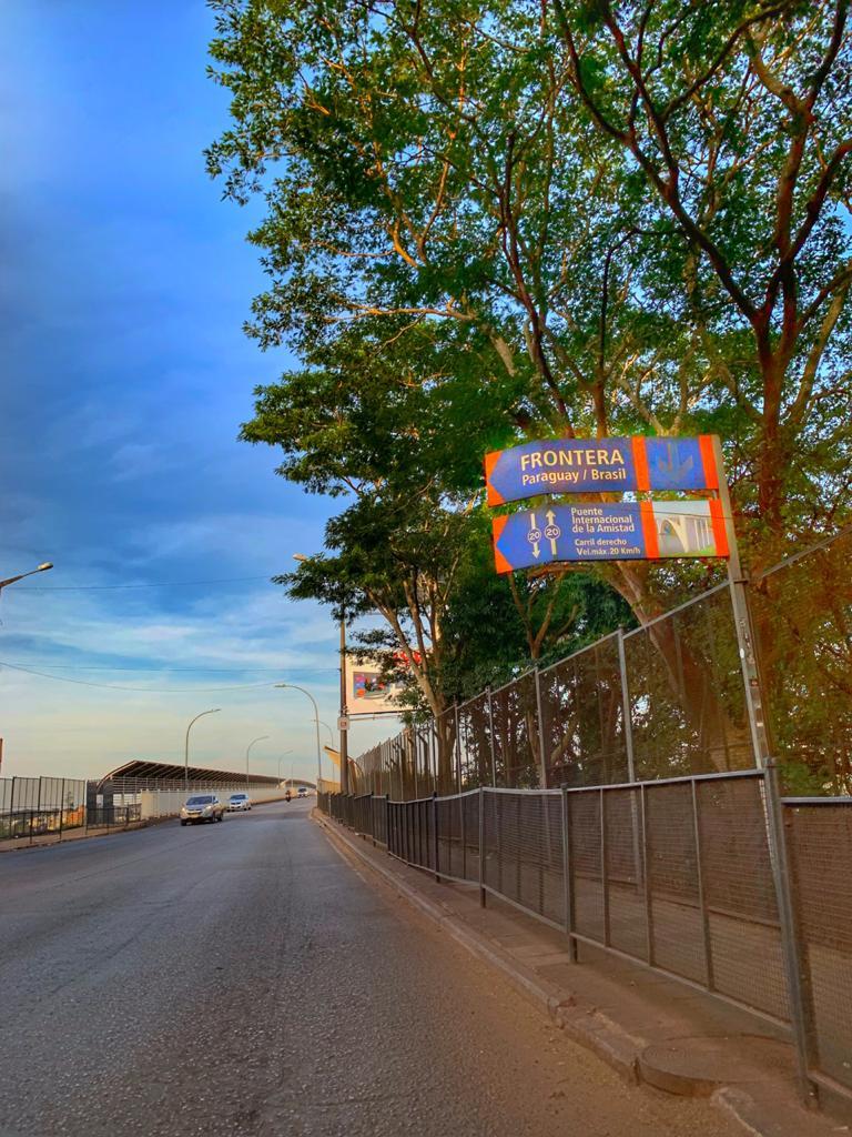 Ponte da Amizade - como chegar no Paraguai