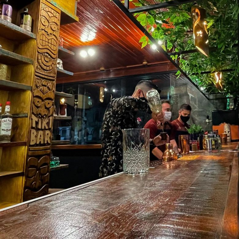 Tiki Bar Foz