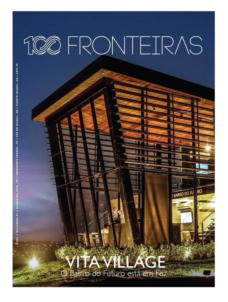 Revista 100fronteiras de outubro Vita Village