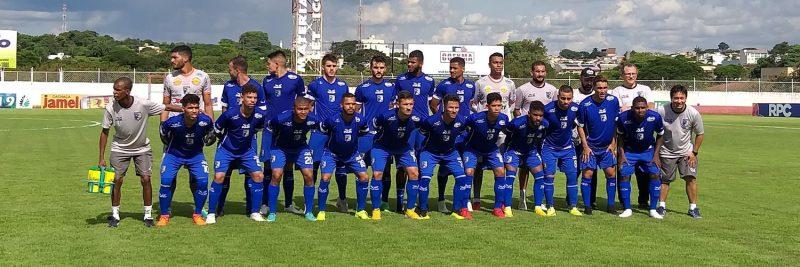Time Foz do Iguaçu F.C