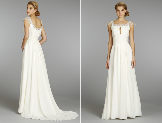 How To Find The Perfect Wedding Dress For Your Figure By