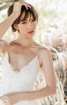 Claire Pettibone vestido de casamento