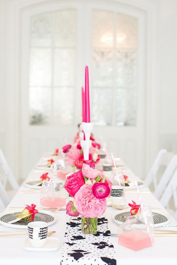 Modern bridal shower ideas | Wedding & Party Ideas | 100 ...