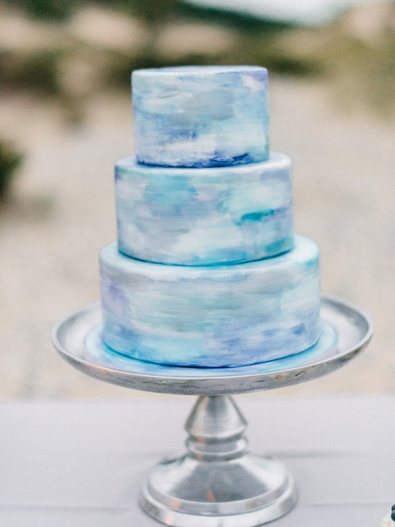 Watercolor Wedding Cake Wedding Amp Party Ideas 100 Layer Cake