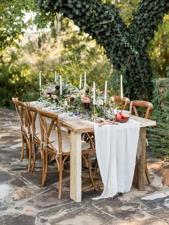 previous vineyard wedding ideas