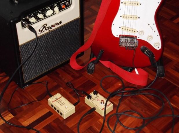 Orden de los Pedales de Guitarra Eléctrica