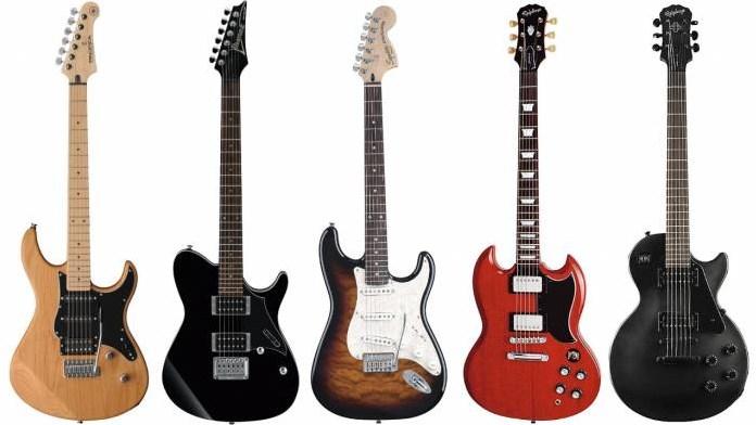 Las 9 Mejores Marcas de Guitarras Eléctricas