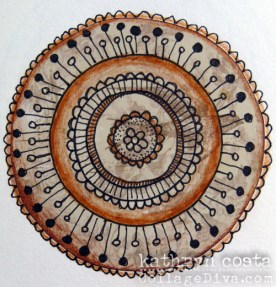 Freehand Mandala