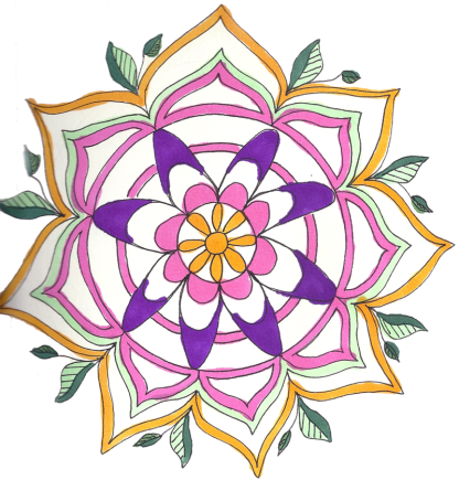 Mandala by Pat Langley