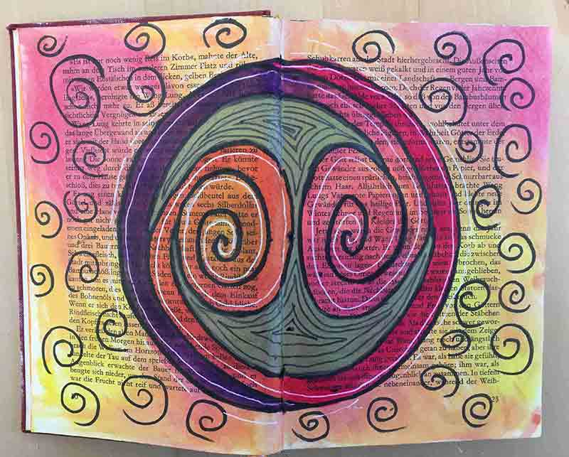 The Mandala Guidebook How To Draw Paint And Color
