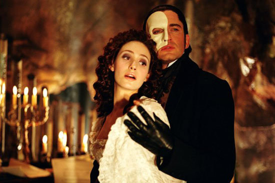 The Phantom of the Opera (2004) / オペラ座の怪人