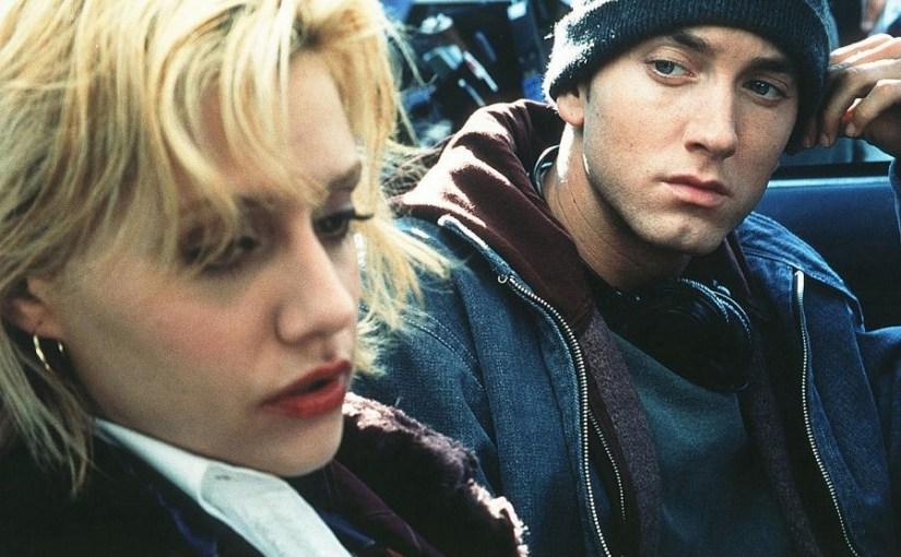 Eminem : 8 Mile (2002) / エミネム