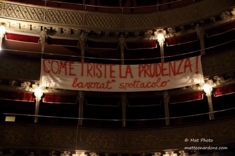 Teatro Valle occupato. Foto di Mat Nardone