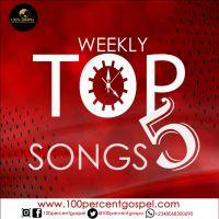 Weekly Top 5 Songs: 4th Week of March, 2019