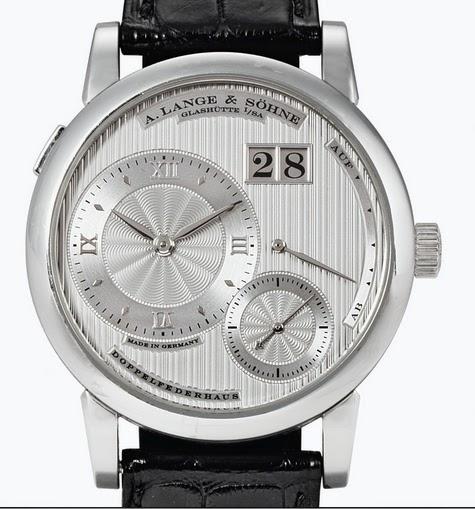 A.Lange & Söhne Lange 1 platinum limited