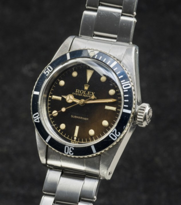 Rolex-Submariner-6538-big-crown-1962-Unique-2