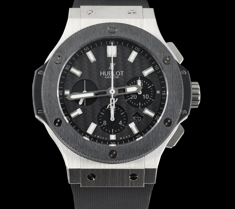 Hublot_Big_Bang_Evolution_Chronograph_44mm_XL_SSCeramicCarbon