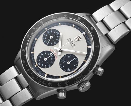 rolex-chronographe-daytona-paul-newman-6264-acier