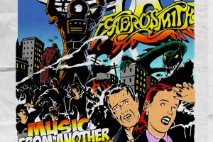 AEROSMITH TO RELEASE 'MUSIC FROM ANOTHER DIMENSION' ON NOVEMBER 2nd 2012