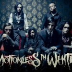 "Motionless In White's new single ""Devil's Night"" is available now on iTunes!"