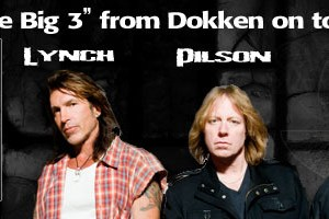 """RAT PAK RECORDS SET TO RELEASE T&N """"SLAVE TO THE EMPIRE"""" FEATURING """"THE BIG 3"""" FROM DOKKEN!"""