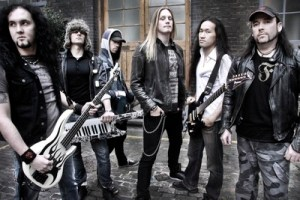 DRAGONFORCE RELEASE SECOND SINGLE FROM THE POWER WITHIN