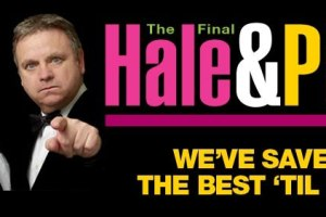 Comedy: A Final Taste Of Hale & Pace Live in Perth 1st October 2011