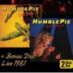 HUMBLE PIE – On To Victory/Go For The Throat  CD reissue