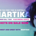 MARTIKA – UPDATED SHOW DATES