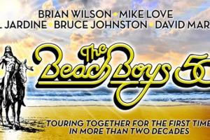 BEACH BOYS – Live – Burswood Dome, Perth, Western Australia 6 Sep 2012