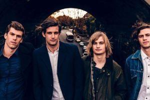 THE RUBENS – TRIPLE J FEATURE ALBUM + OXFORD ART FACTORY INSTALLATION