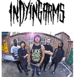 In Dying Arms New Studio Album Boundaries Out Today 9/25 (Artery Recordings/Razor & Tie)